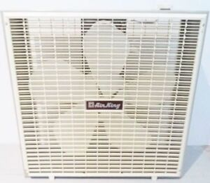 Vintage AIR KING Fan Dehumidifier Antique FREE DELIVERY