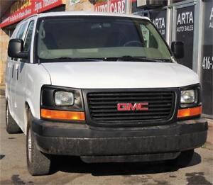 2007 GMC Savana Cargo Van*G2500*2092
