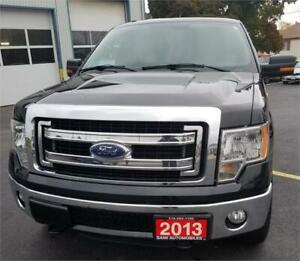 2013 Ford F-150 XLT ACCIDENT FREE