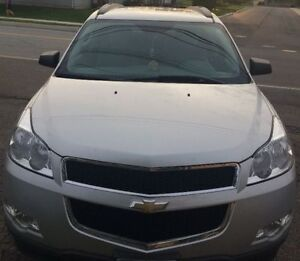 2012 Chevrolet Traverse LS SUV, Crossover 8 seater - Firm price