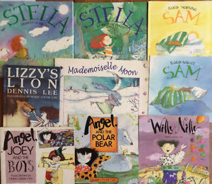 Picture Books by MARIE LOUISE GAY $3 each or all 9 for $15