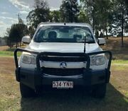 2012 Holden Colorado RG LX (4x4) White 5 Speed Manual Cab Chassis Oakey Toowoomba Surrounds Preview