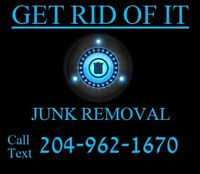 ☆☆ Get-Rid-of-It Junk Removal ☆☆