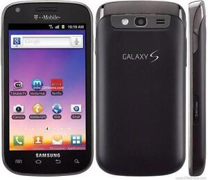 GALAXY S BLAZE SAMSUNG SGH-T769M BELL MOBILITY VIRGIN MOBILE ANDROID WIFI 4G CELLULAR CELL PHONE HSPA 3G #438-923-4468