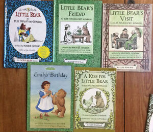 LITTLE BEAR BOOKS $3 each or all 5 for $10