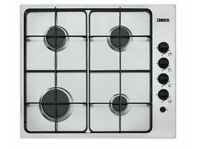 ZANUSSI ZGG67412XA Gas Hob Stainless Steel - New Boxed