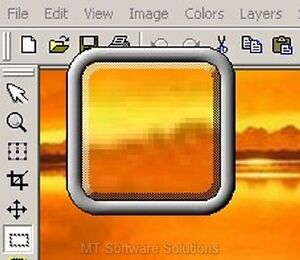VIRTUAL COMPUTER SCREEN MAGNIFIER MAGNIFYING SOFTWARE PRODUCT