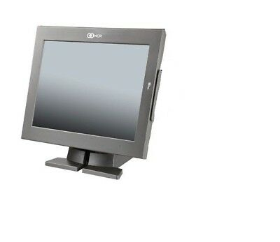 Ncr 1230 Pos Terminal Ncr 7743 12 Lcd With Msr And Windows Loaded