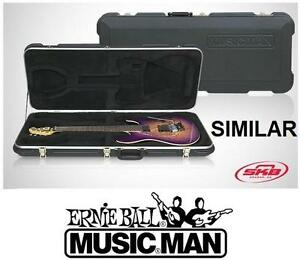 NEW ERNIE BALL MUSICMAN GUITAR CASE SKB CASE - MUSICAL INSTRUMENT 106885520