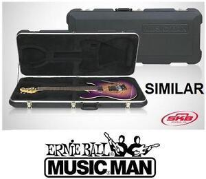 NEW ERNIE BALL MUSICMAN GUITAR CASE SKB CASE - MUSICAL INSTRUMENT 106885520