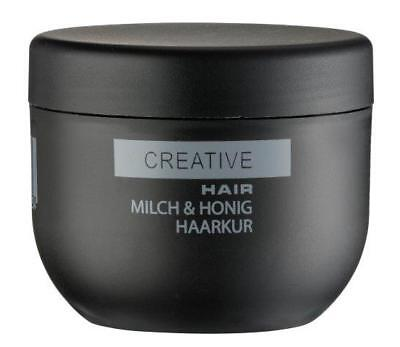 Creative Hair Maske Milch & Honig Haarkur trockenes/sprödes Haar 150 ml Honig Haar Maske
