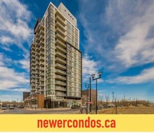 NEWER CALGARY CONDOS FOR SALE