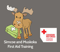 CPR/AED Training Barrie Feb 20th and March 12th