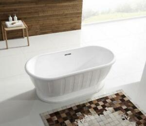 BATHTUBS ON SALE! SHOWERS - VANITY- FLOORING AND MORE!
