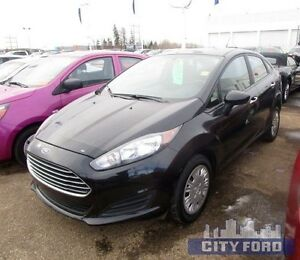 2015 Ford Fiesta 4dr Sdn S