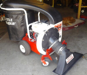 Landscaping Self Propelled Commercial Vacuum