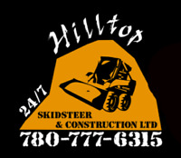Skidsteer work, Commercial and Resisdential