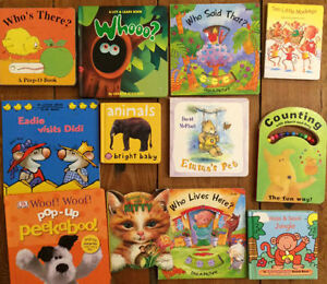 ANIMAL Board Books! $2 each or 12 for $15