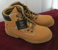 Men's Harley-Davidson Lucas Gold Boots New in Box, 11M