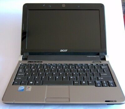 "CHEAP ACER Aspire one KAV10 10.1"" Intel Atom 2GB RAM, 80GB HDD Win7 Webcam WIFI"