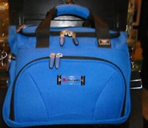 Delsey - Royal Blue - Carryon / Overnight tote bags