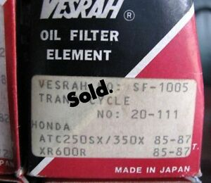 """Various Parts-Oil filters-Brake levers-Gaskets- Manuals-1980's"" Peterborough Peterborough Area image 6"