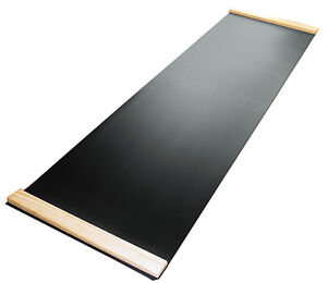3G-BLACK-Premium-Thick-Slide-Board-6ft-x-2ft-NEW