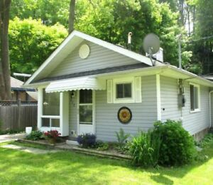 Erie Rest Cottage - available monthly January thru March,.