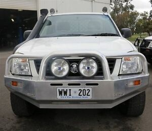 2003 Holden Rodeo TFR9 MY02 LX (4x4) White 5 Speed Manual Cab Chassis Kadina Copper Coast Preview