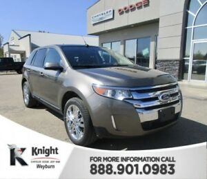 2013 Ford Edge SEL Heated Leather NAV Back-Up Cam Bluetooth