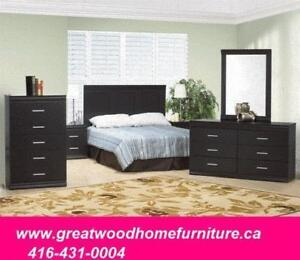 QUEEN 6 PIECE BEDROOM SET FOR $499....PICK ANY STYLE