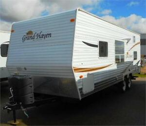 2007 GRAND HAVEN 22 BH - PREOWNED! GREAT PRICE!!
