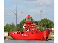 HIGHLY UNIQUE AND SPACIOUS LV14 LIGHTSHIP BUSINESS REF 144238