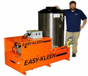 Easy Kleen Natural Gas Fired Industrial Pressure Washer*New*