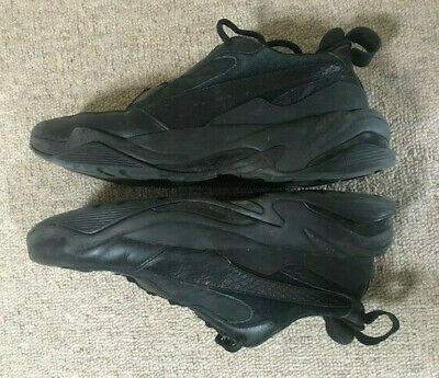 Men's Puma Thunder Desert Trainers Black UK Size 9