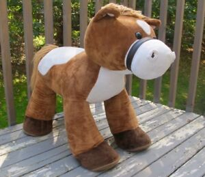 Ride-on Stuffed Toy Horse