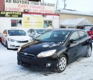 HOLiDAY SPECiAL SALE..!!  2012 FORD FOCUS SE AUTO SPORTY HATCH