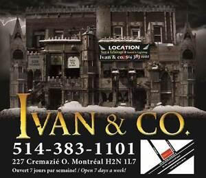 Wedding equipment rentals - lighting & sound West Island Greater Montréal image 1