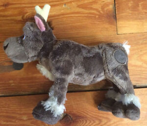 SVEN from Frozen - stuffed toy - $10