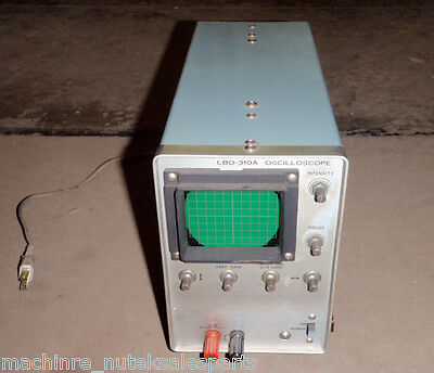 Leaders Electronic Corp Oscilloscope Lbo-310albo310alb0-31oalb031oa7803061