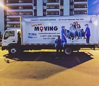 ⭐️LET'S GET MOVING⭐️- TORONTO AFFORDABLE MOVING COMPANY⭐️
