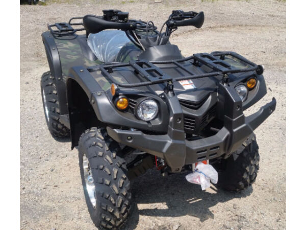 Used 2014 Hisun BEARCLAW 500