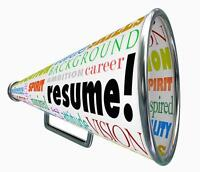 Professional Resume Help, Resume Writing Service