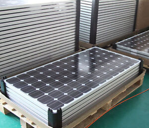 UNBEATABLE prices for Solar Panels.