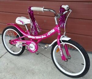 "Girl's 20"" Cream Soda Bike Bicycle"