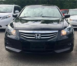 2011 Honda Accord Sedan EX-L w/Navi, very clean car
