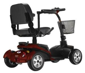 NEW ZEN PORTABLE MEDICAL SCOOTER - FREE SHIPPING OR DELIVERY