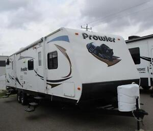 2012 PROWLER 32 BHDS - REAR BUNKHOUSE TRAVEL TRAILER