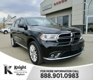 2016 Dodge Durango Limited Heated Leather Remote Start Sunroof