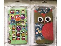 Iphone 6 6s PLUS owl silicone case cover